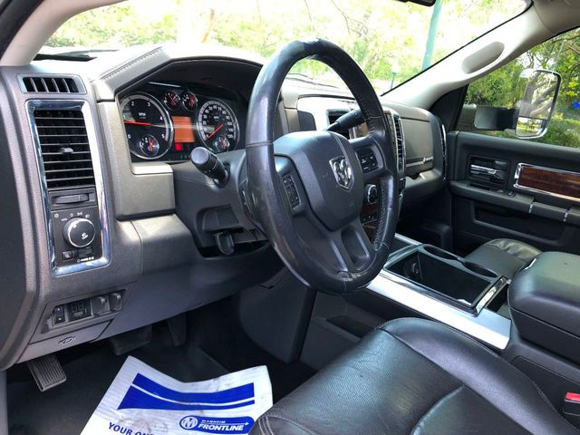 "2012 Ram 3500 4WD Crew Cab 149"" Laramie - Click to see full-size photo viewer"