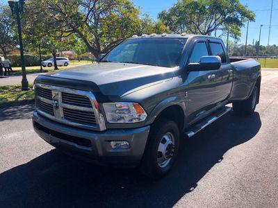 "2012 Ram 3500 4WD Crew Cab 169"" Laramie Limited Truck"