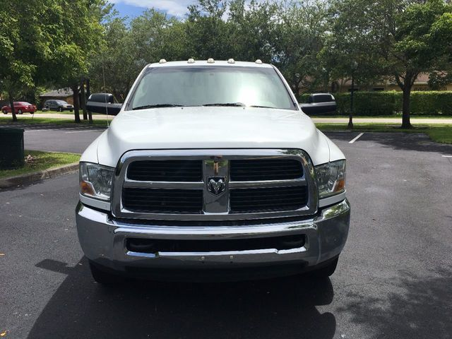 "2012 Ram 3500 4WD Crew Cab 169"" ST - Click to see full-size photo viewer"
