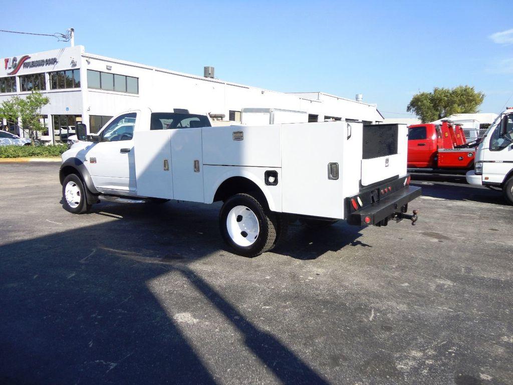 2012 Ram 5500 12FT UTILITY SERVICE TRUCK - 18424355 - 5