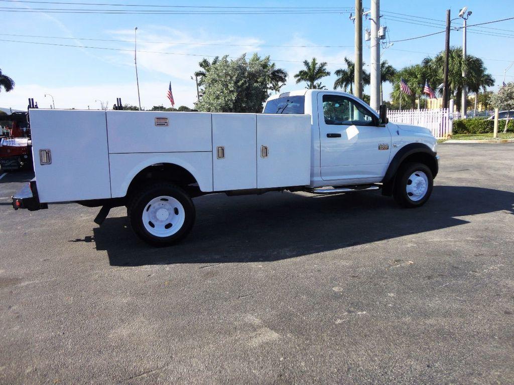 2012 Ram 5500 12FT UTILITY SERVICE TRUCK - 18424355 - 8