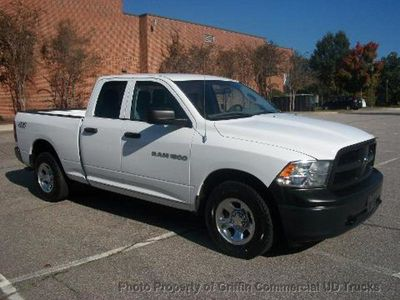 2012 Ram CREW CAB 4X4 JUST 79K MILES ONE OWNER+ FULL POWER OPTIONS - Click to see full-size photo viewer