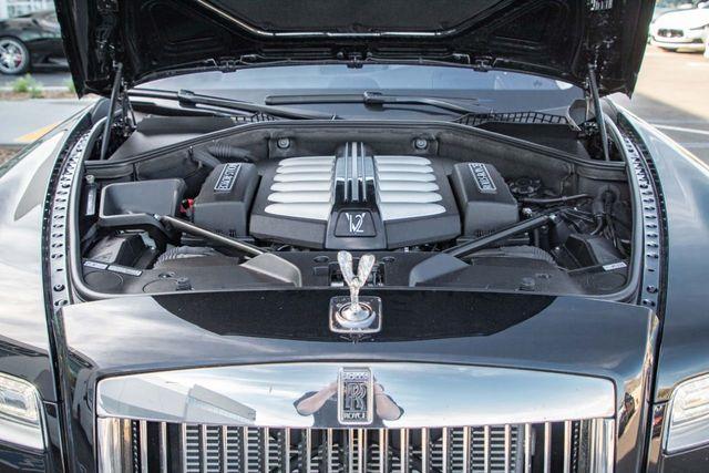 2012 Rolls-Royce Ghost 4dr Sedan EWB - 18546185 - 16