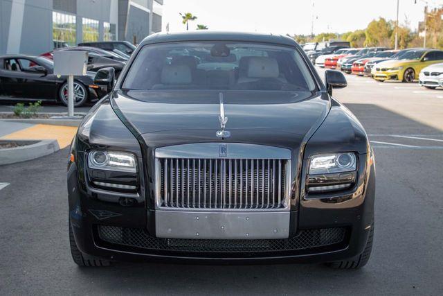 2012 Rolls-Royce Ghost 4dr Sedan EWB - 18546185 - 1