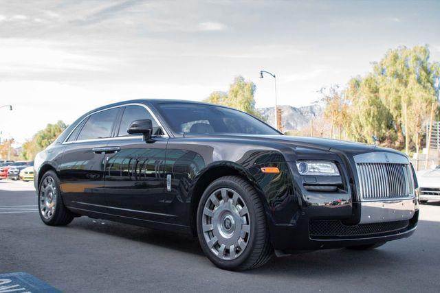 2012 Rolls-Royce Ghost 4dr Sedan EWB - 18546185 - 2