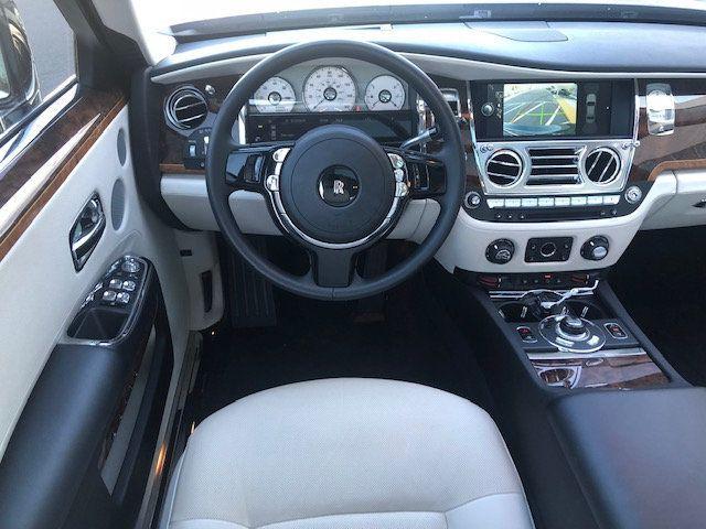 2012 Rolls-Royce Ghost 4dr Sedan EWB - 18546185 - 41