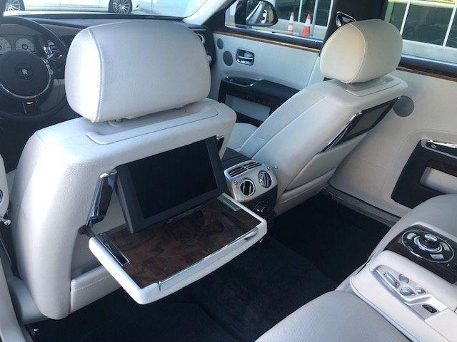 2012 Rolls-Royce Ghost 4dr Sedan EWB - 18546185 - 43