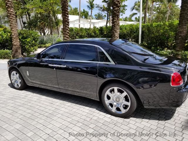 2012 Rolls-Royce Ghost EWB LOADED - Extended Wheelbase - Theatre Pkg - Ventilated Seats! - 18129940 - 1