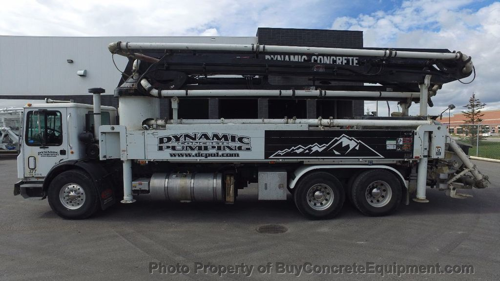 2012 Schwing 36m Mack Chassis - 15478687 - 0