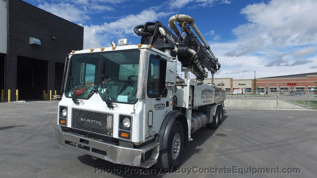 2012 Schwing 36m Mack Chassis - 15478687 - 1
