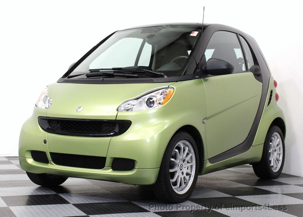2012 used smart fortwo certified fortwo passion coupe at. Black Bedroom Furniture Sets. Home Design Ideas