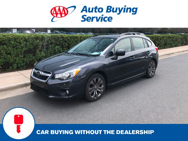Used Subaru Impreza Hatchback >> 2012 Used Subaru Impreza Wagon 5dr Automatic 2 0i Sport Limited At Aaa Auto Buying Service Serving Charlotte Nc Iid 17870072
