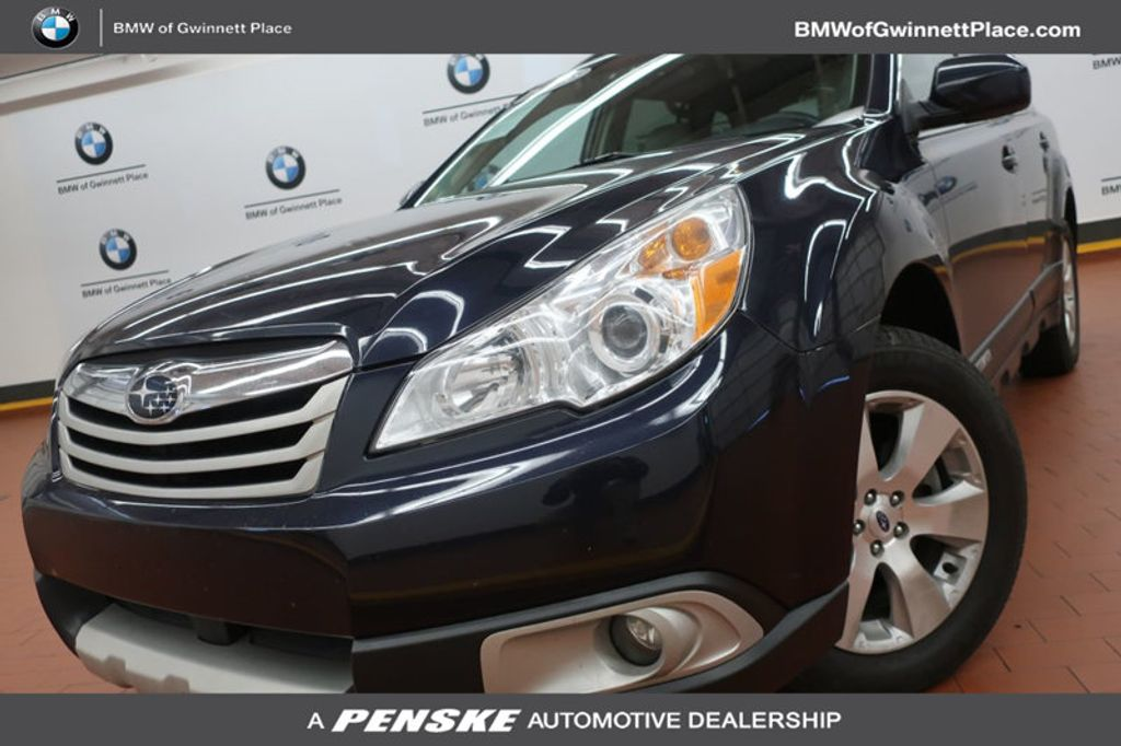 2012 Subaru Outback 4dr Wagon H6 Automatic 3.6R Limited - 17195442 - 0