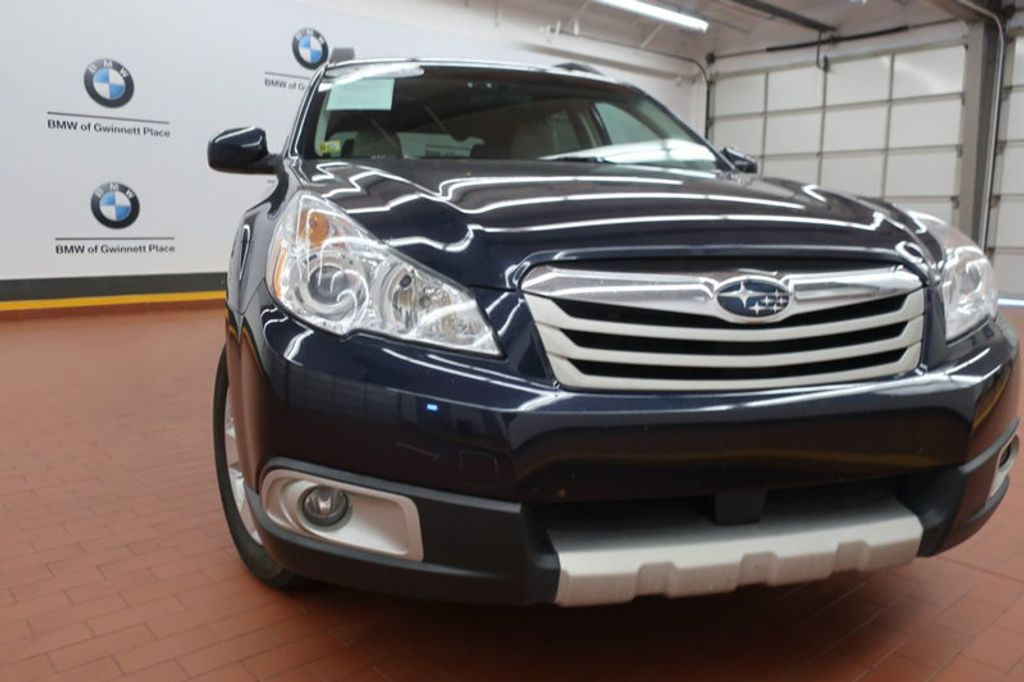 2012 Subaru Outback 4dr Wagon H6 Automatic 3.6R Limited - 17195442 - 9