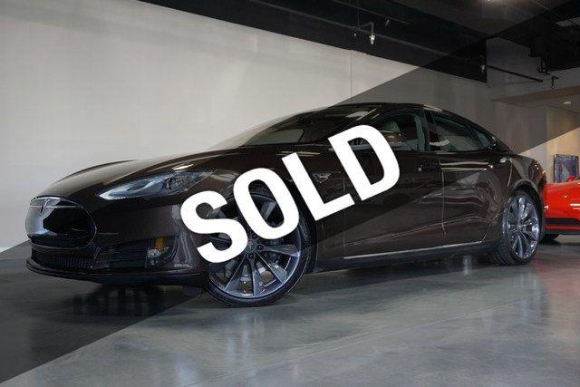 2012 Used Tesla Model S P85 At Gold Coast Motors Inc