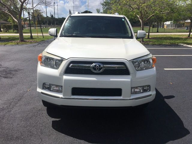 2012 Toyota 4Runner RWD 4dr V6 SR5 - Click to see full-size photo viewer