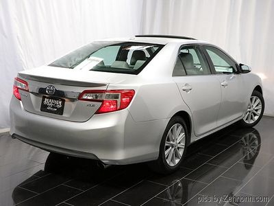 2012 Toyota Camry 4dr Sedan I4 Automatic XLE - Click to see full-size photo viewer
