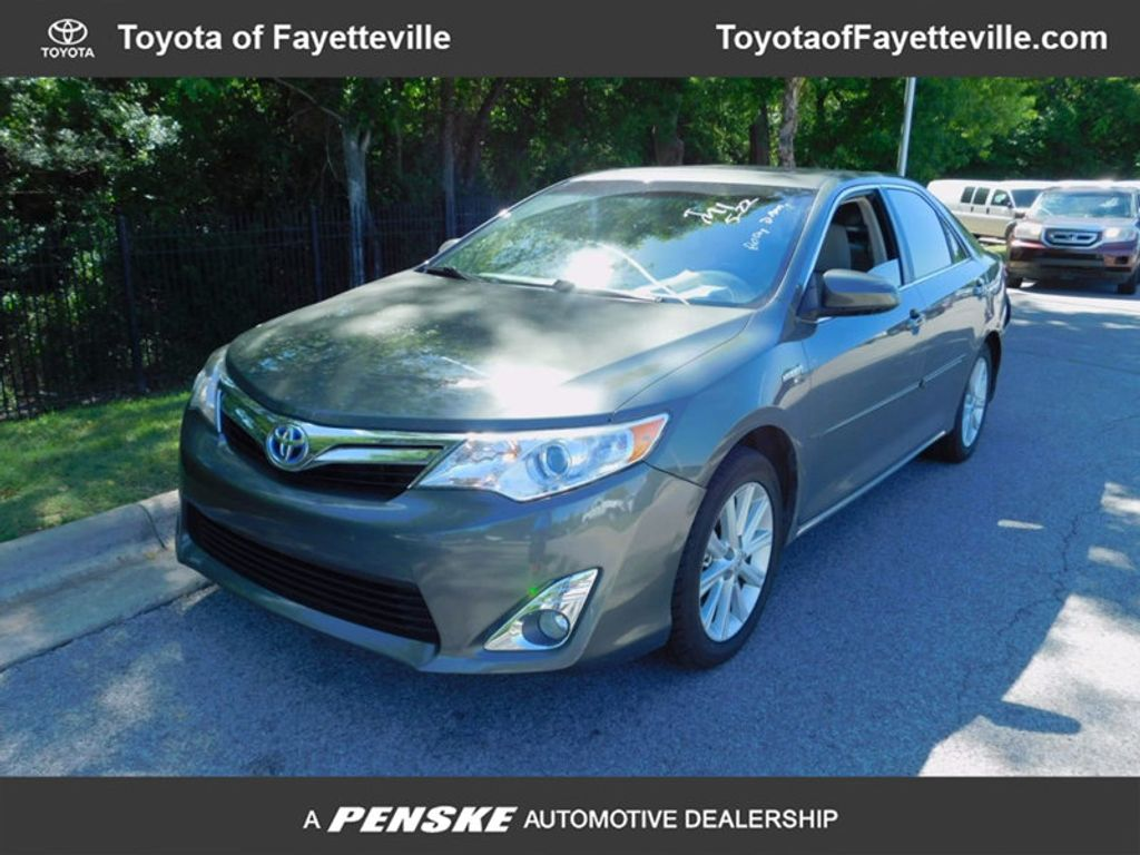Dealer Video - 2012 Toyota Camry Hybrid 4dr Sedan XLE - 16436172