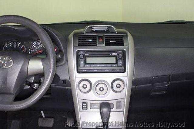 2012 Toyota Corolla S   11127574   15