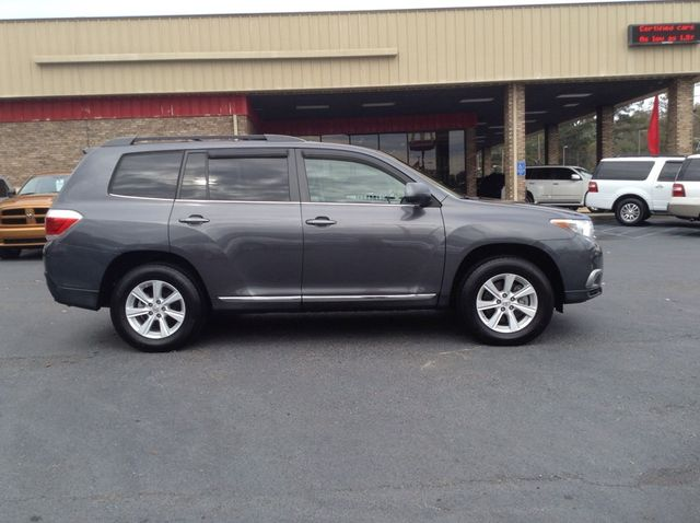 2012 Used Toyota Highlander at City Auto Sales of Hueytown, AL, IID 18654057