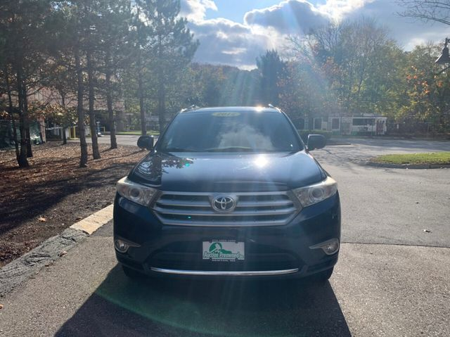 2012 Toyota Highlander 4WD 4dr V6  Limited - Click to see full-size photo viewer