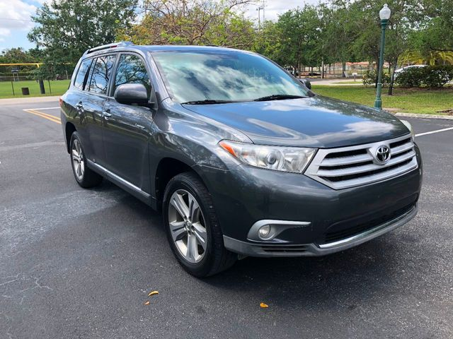 2012 Toyota Highlander FWD 4dr V6 Limited - Click to see full-size photo viewer