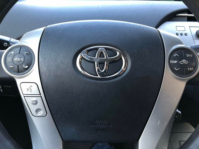2012 Toyota Prius 5dr Hatchback Two - Click to see full-size photo viewer