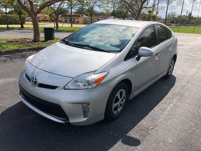 2012 Toyota Prius 5dr Hatchback Two