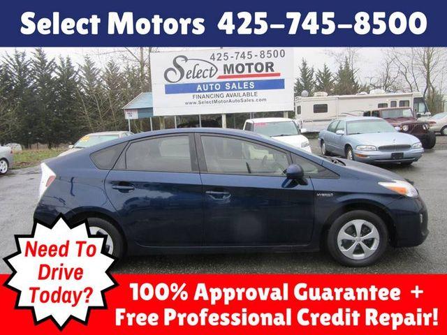 2012 Toyota Prius 5dr Hatchback Two Hatchback For Sale Lynnwood Wa