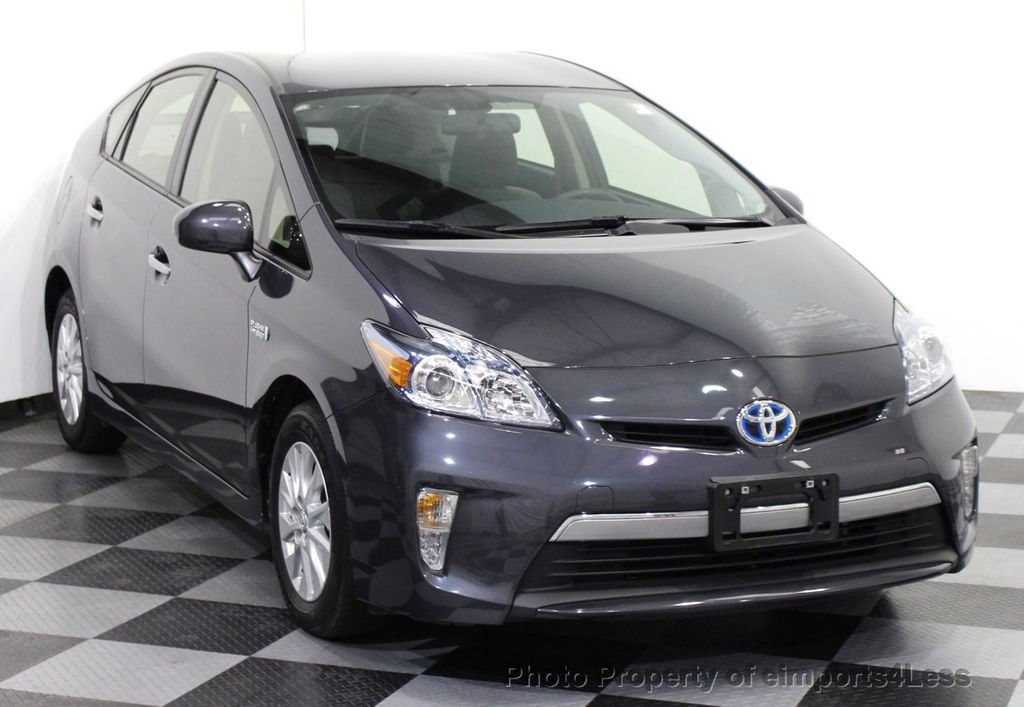 2012 used toyota prius plug in prius 5 door hatchback plug in hybrid navigation at eimports4less. Black Bedroom Furniture Sets. Home Design Ideas