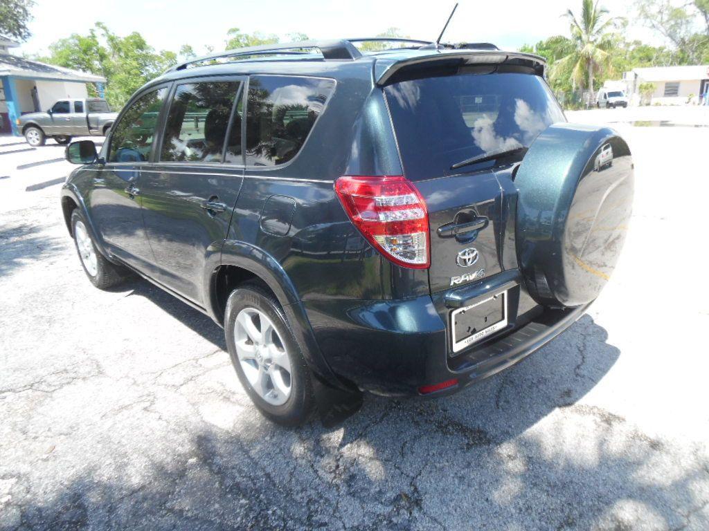 2012 Toyota RAV4 FWD 4dr I4 Limited - 18007219 - 9