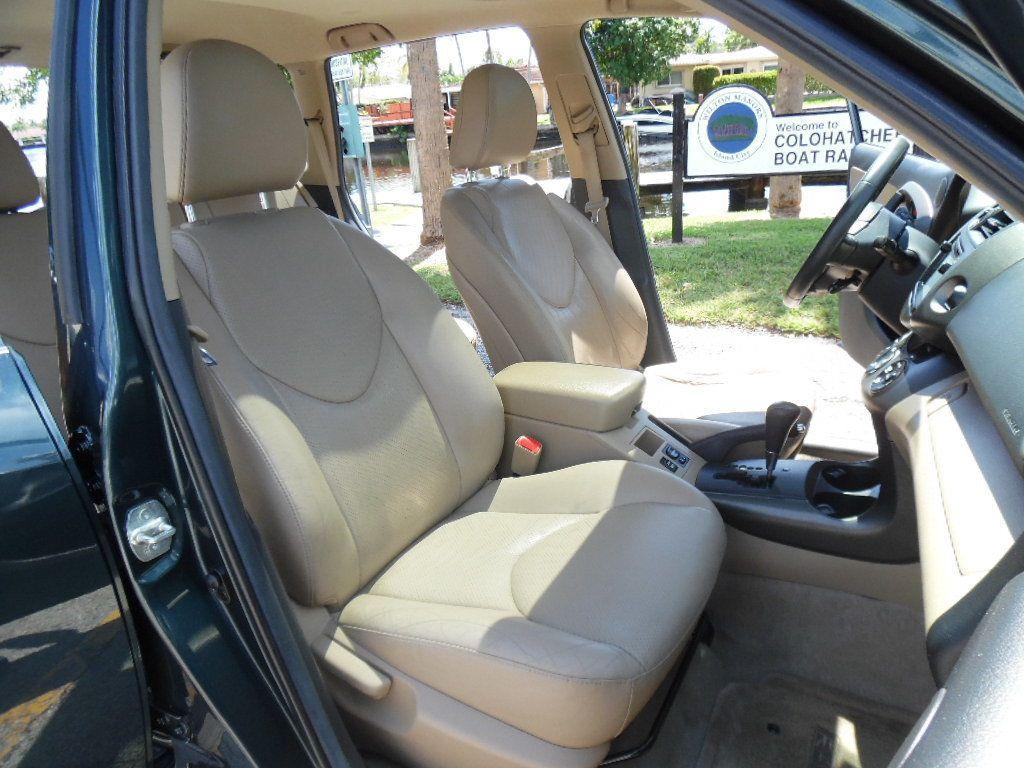 2012 Toyota RAV4 FWD 4dr I4 Limited - 18007219 - 12