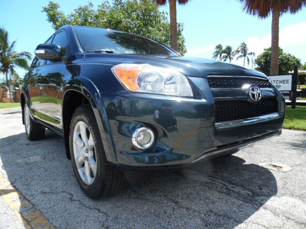 2012 Toyota RAV4 FWD 4dr I4 Limited - 18007219 - 1