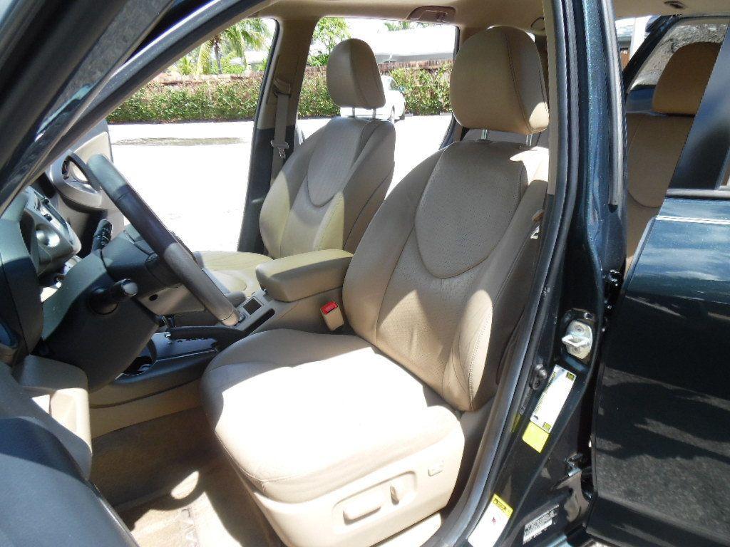 2012 Toyota RAV4 FWD 4dr I4 Limited - 18007219 - 19
