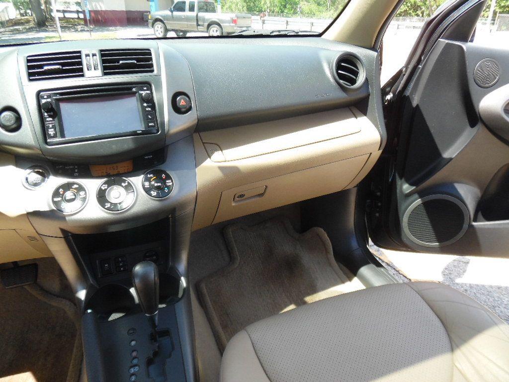 2012 Toyota RAV4 FWD 4dr I4 Limited - 18007219 - 22