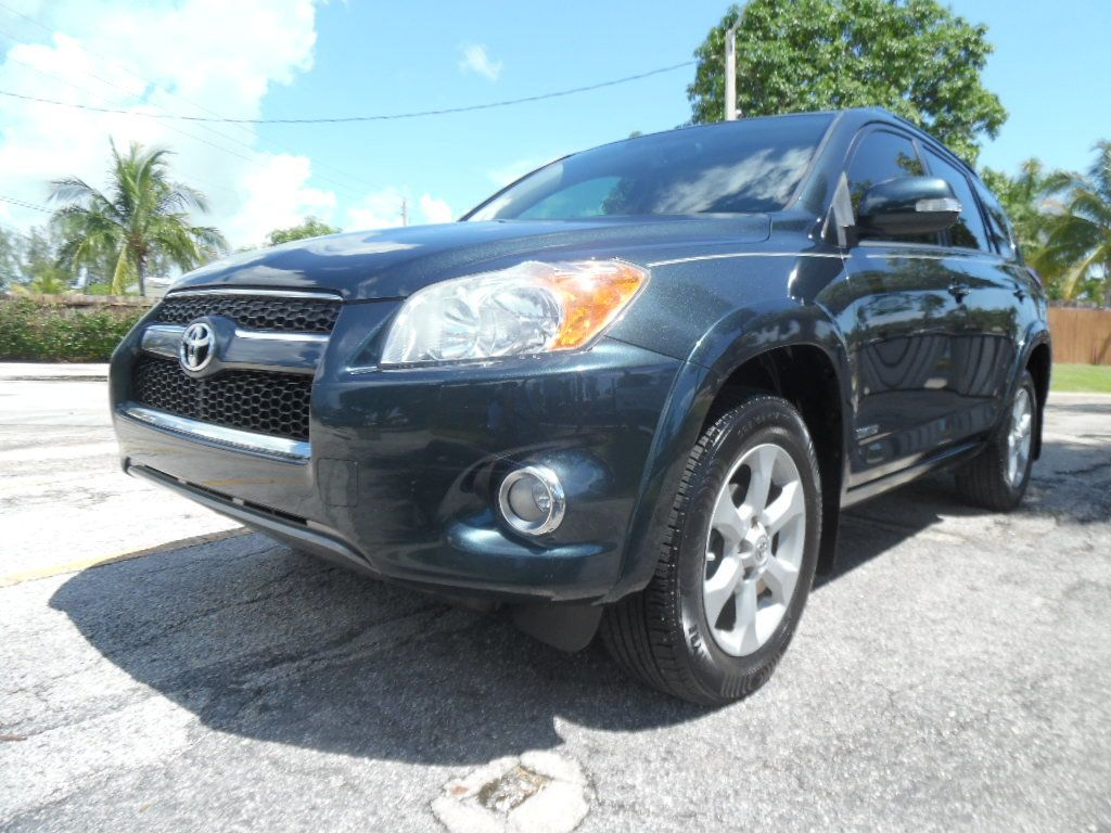 2012 Toyota RAV4 FWD 4dr I4 Limited - 18007219 - 4