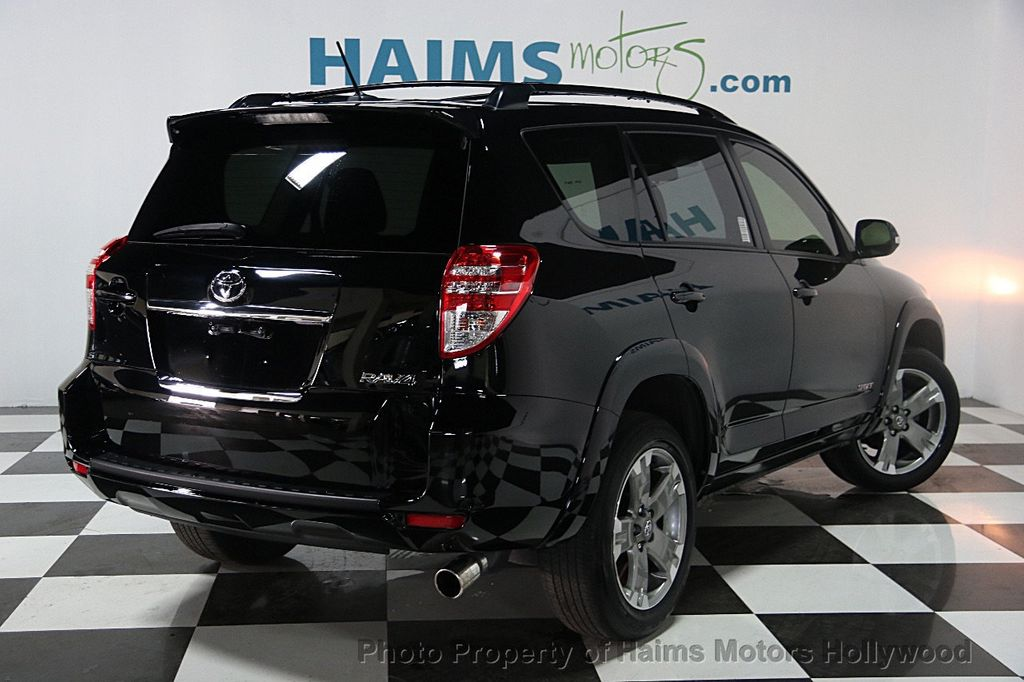 Toyota Dealer Miami >> 2012 Used Toyota RAV4 Sport at Haims Motors Serving Fort ...