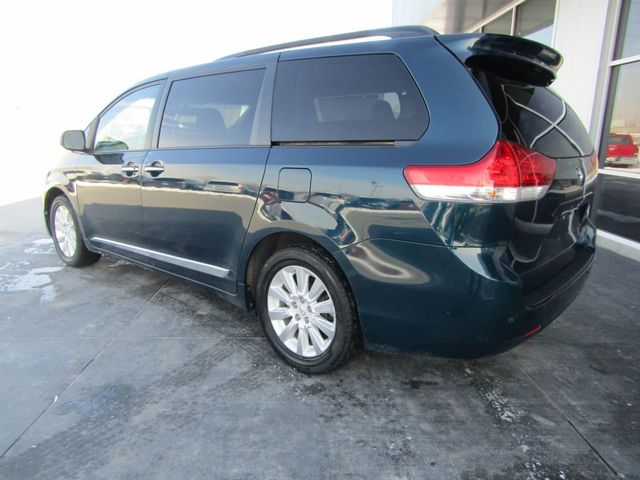 2012 toyota sienna recommended maintenance schedule