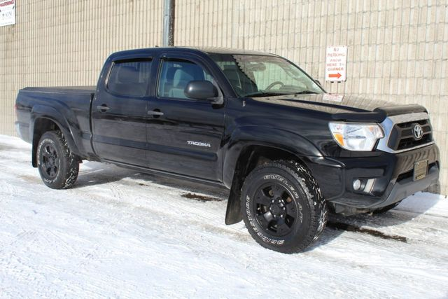 2012 Toyota Tacoma 4WD 4.0L V6 SR5 DOUBLE CAB LONG BOX