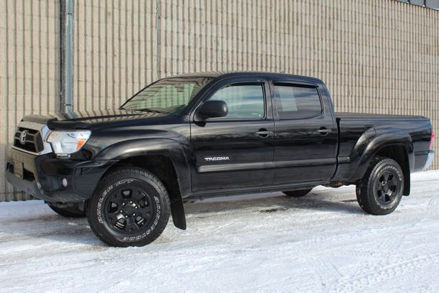 2012 Toyota Tacoma 4WD 4.0L V6 SR5 DOUBLE CAB LONG BOX - Click to see full-size photo viewer