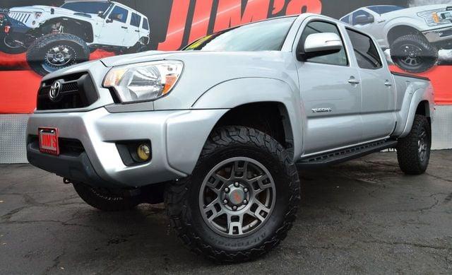 Used Toyota Tacoma Trucks For Sale >> 2012 Used Toyota Tacoma Toyota Tacoma Double Cab Trd 4x4
