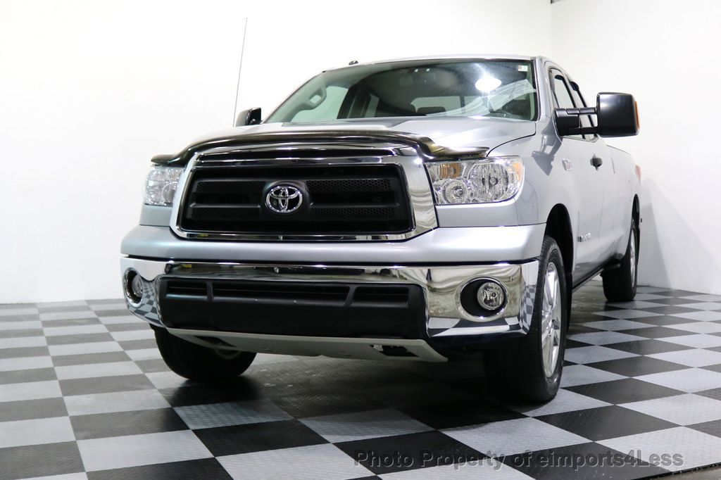 2012 Toyota Tundra CERTIFIED TUNDRA 5.7 V8 4X4 CREW CAB LONG BED - 17234263 - 11