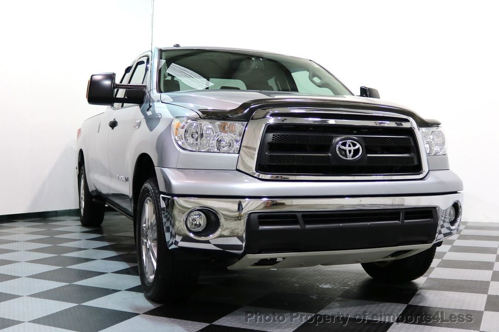 2012 Toyota Tundra CERTIFIED TUNDRA 5.7 V8 4X4 CREW CAB LONG BED - 17234263 - 12