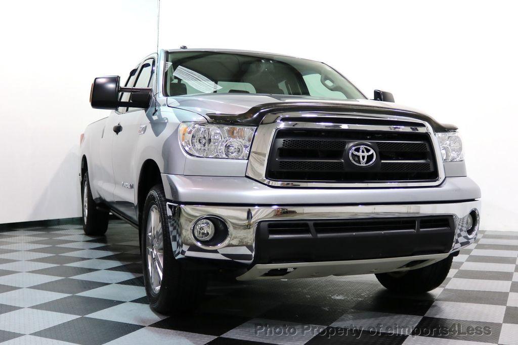 2012 Toyota Tundra CERTIFIED TUNDRA 5.7 V8 4X4 CREW CAB LONG BED - 17234263 - 12