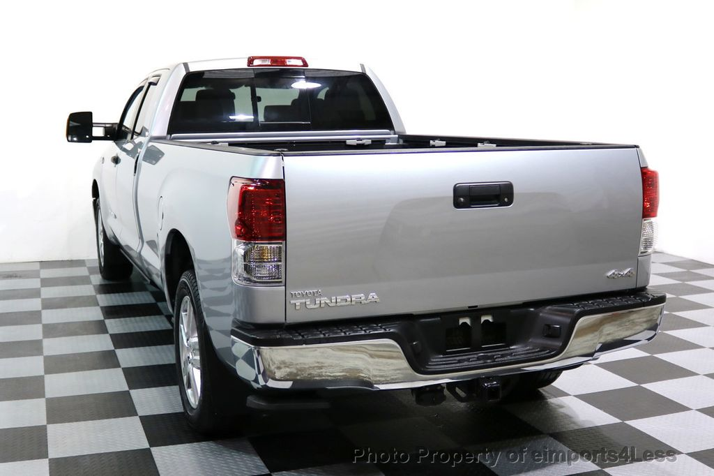 2012 Toyota Tundra CERTIFIED TUNDRA 5.7 V8 4X4 CREW CAB LONG BED - 17234263 - 13