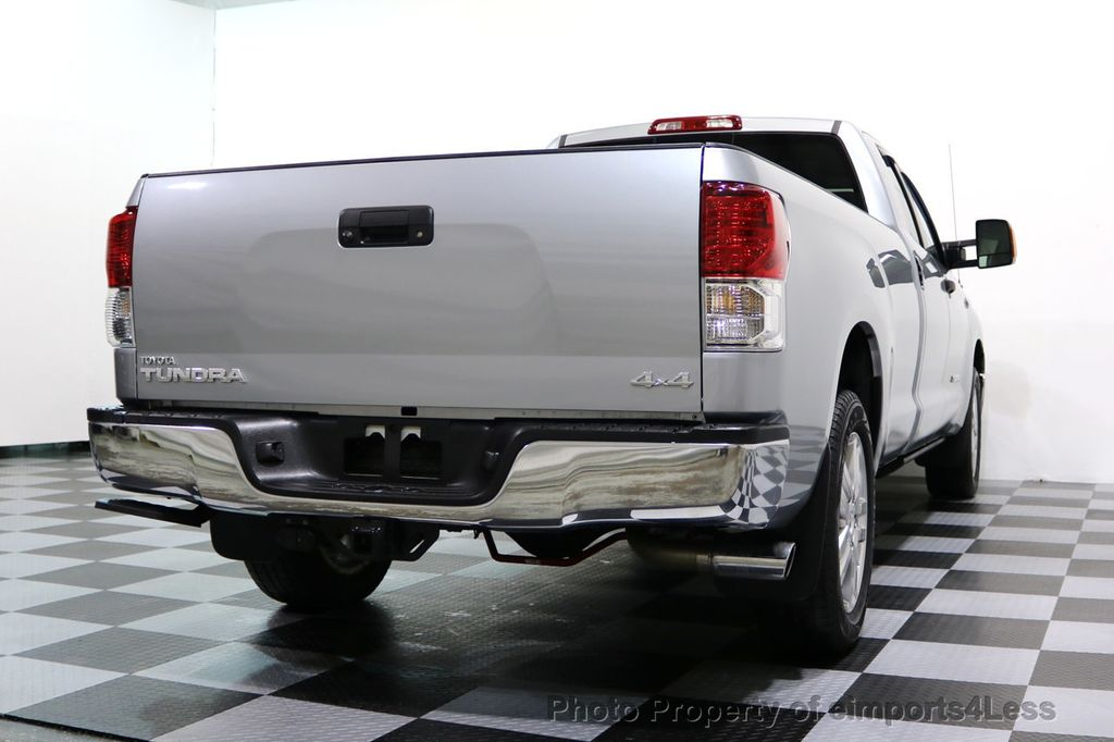 2012 Toyota Tundra CERTIFIED TUNDRA 5.7 V8 4X4 CREW CAB LONG BED - 17234263 - 15