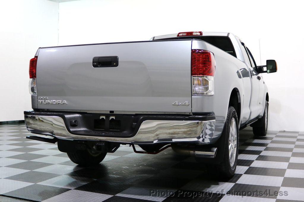 2012 Toyota Tundra CERTIFIED TUNDRA 5.7 V8 4X4 CREW CAB LONG BED - 17234263 - 15