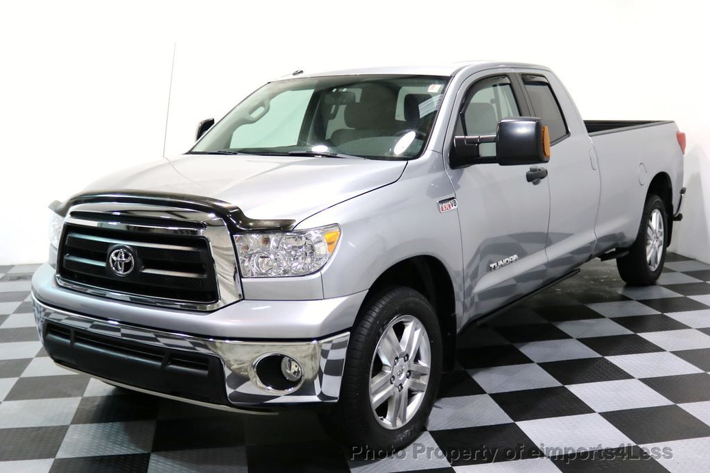 2012 Toyota Tundra CERTIFIED TUNDRA 5.7 V8 4X4 CREW CAB LONG BED - 17234263 - 23