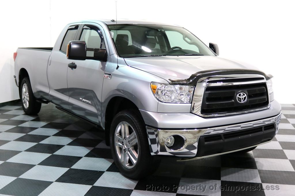 2012 Toyota Tundra CERTIFIED TUNDRA 5.7 V8 4X4 CREW CAB LONG BED - 17234263 - 24