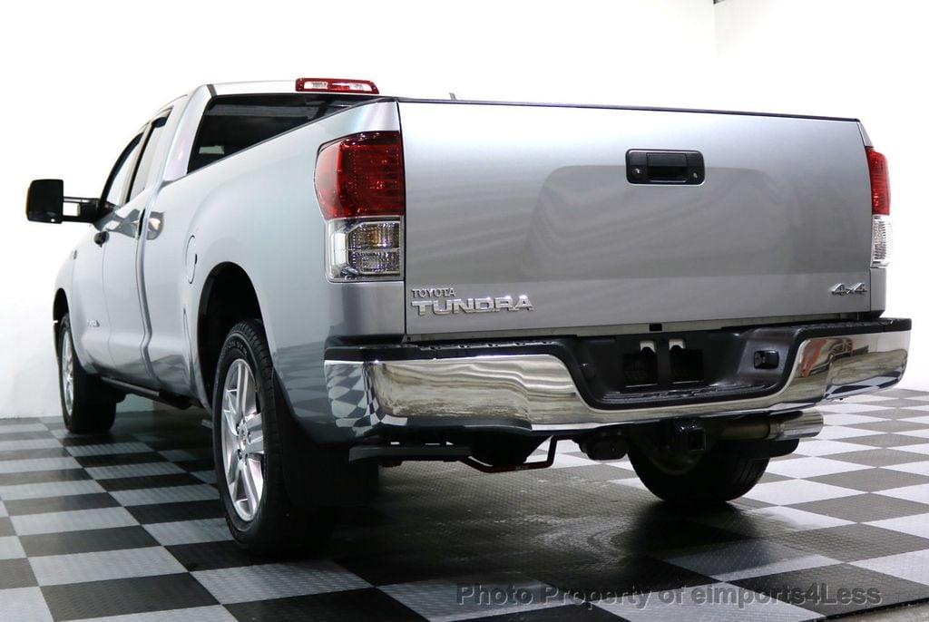 2012 Toyota Tundra CERTIFIED TUNDRA 5.7 V8 4X4 CREW CAB LONG BED - 17234263 - 25
